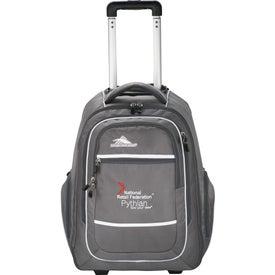 High Sierra Rev Wheeled Compu-Backpack with Your Logo