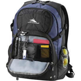 High Sierra Scrimmage Daypack Branded with Your Logo