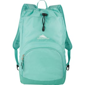 Advertising High Sierra Synch Backpack