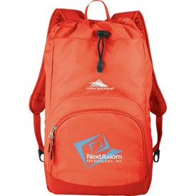 Promotional High Sierra Synch Backpack