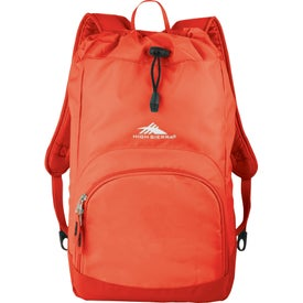 Imprinted High Sierra Synch Backpack
