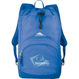 High Sierra Synch Backpack for Promotion
