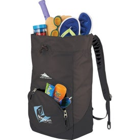Advertising High Sierra Synch Backpack