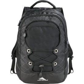 Printed High Sierra Tightrope Compu-Backpack