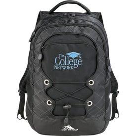 High Sierra Tightrope Compu-Backpack for Marketing