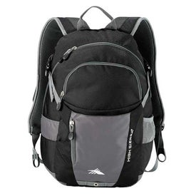 High Sierra Torsion Daypack Printed with Your Logo