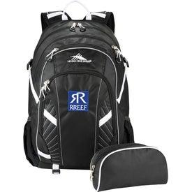 High Sierra Zoe Compu-Backpack for Advertising