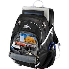 Promotional High Sierra Zoe Compu-Backpack