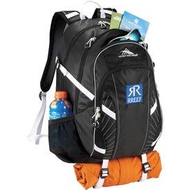 Logo High Sierra Zoe Compu-Backpack