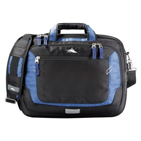 Company High Sierra Outbound Deluxe Compu Case