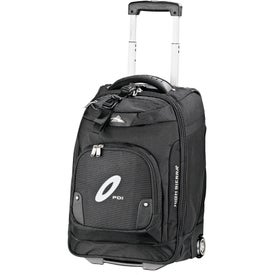 Logo High Sierra 21 Wheeled Carry-On with Compu-Sleeve