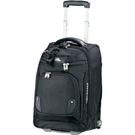 High Sierra 21 Wheeled Carry-On with Compu-Sleeve for Your Church