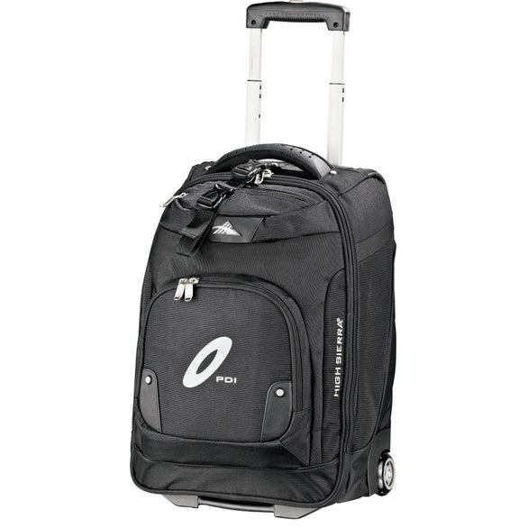 High Sierra 21 Wheeled Carry-On with Compu-Sleeve