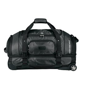 "High Sierra 30"" Executive Wheeled Duffel/Drop Bottom"
