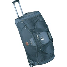 "High Sierra A.T. Go 30"" Wheeled Duffel for your School"