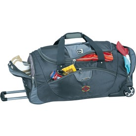 "Advertising High Sierra A.T. Go 30"" Wheeled Duffel"