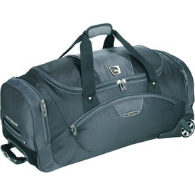 "High Sierra A.T. Go 30"" Wheeled Duffel Printed with Your Logo"
