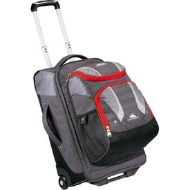 """High Sierra AT3.5 22"""" Carry-On With Daypack Giveaways"""