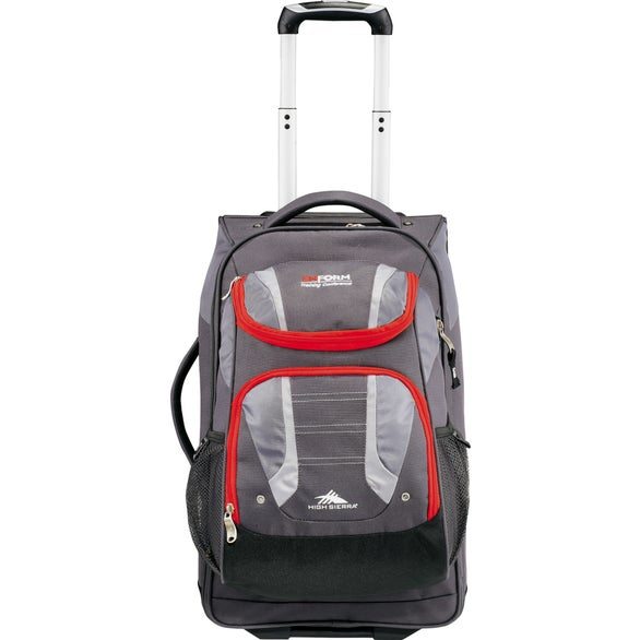 "High Sierra AT3.5 22"" Carry-On With Daypack"