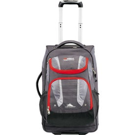 """High Sierra AT3.5 22"""" Carry-On With Daypack"""