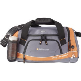 "High Sierra 22"" Bubba Duffel Imprinted with Your Logo"