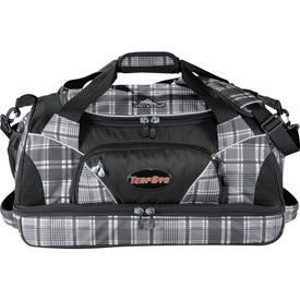 Branded High Sierra Crunk Cross Sport Duffel