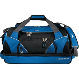 High Sierra Crunk Cross Sport Duffel for Your Church