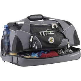 Logo High Sierra Crunk Cross Sport Duffel