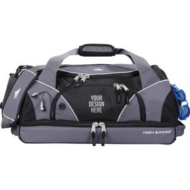 High Sierra Crunk Cross Sport Duffel