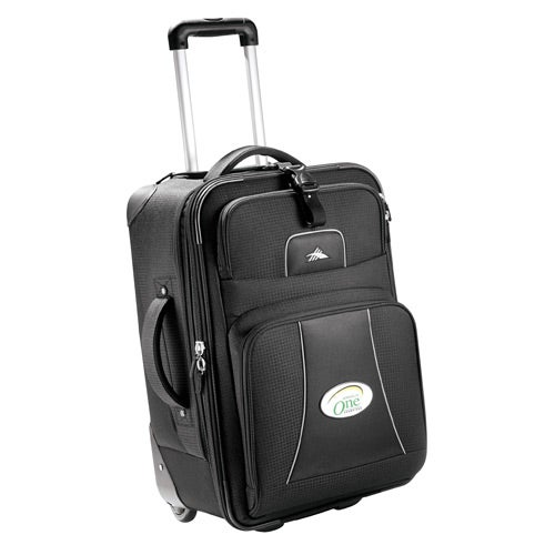 "High Sierra Elevate 22"" Expandable Carry On Bag"