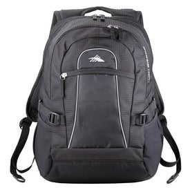 High Sierra Fly By Level Compu Backpack for Your Company
