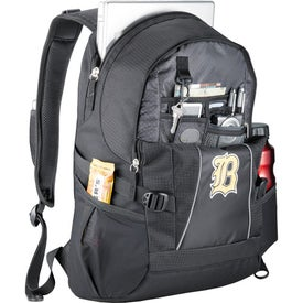 High Sierra Fly By Level Compu Backpack for your School