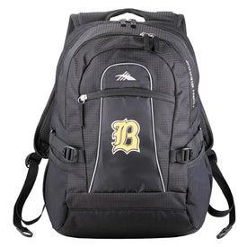 High Sierra Fly By Level Compu Backpack