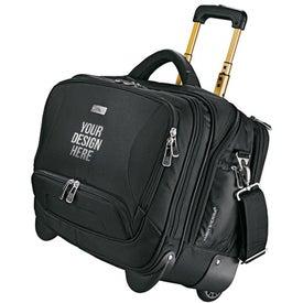 High Sierra Integral Deluxe Wheeled Business Compu-Case