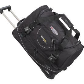 Branded High Sierra Rolling Duffel