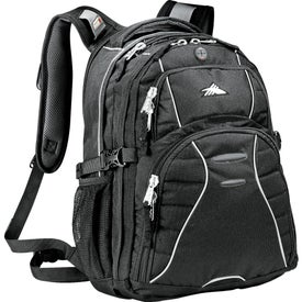High Sierra Swerve Compu-Backpack with Your Logo