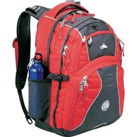 Company High Sierra Swerve Compu-Backpack