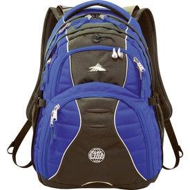 Customized High Sierra Swerve Compu-Backpack