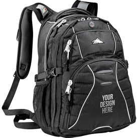 High Sierra Swerve Compu-Backpacks