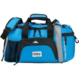 Logo High Sierra Switch Blade Duffel