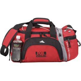 High Sierra Switch Blade Duffel