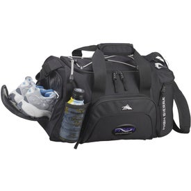 Imprinted High Sierra Switch Blade Duffel