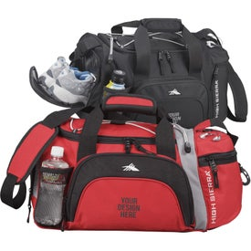 High Sierra Switch Blade Duffel for Your Church