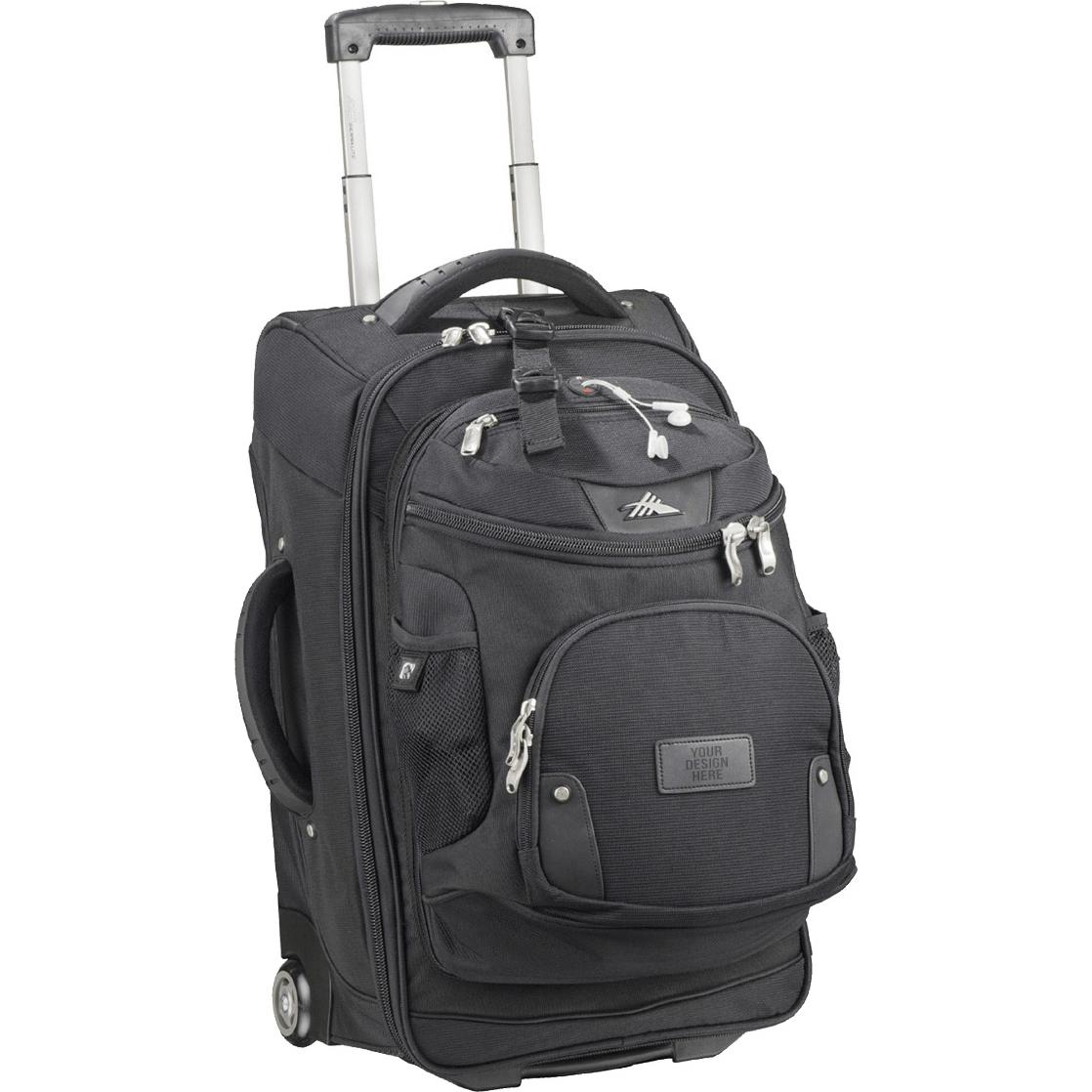 """Promotional High Sierra 22"""" Wheeled Carry-On with ..."""