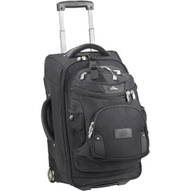 """High Sierra 22"""" Wheeled Carry-On with Removable Day Pack"""