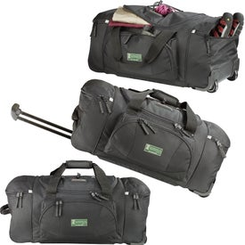 "High Sierra 26"" Wheeled Duffel"