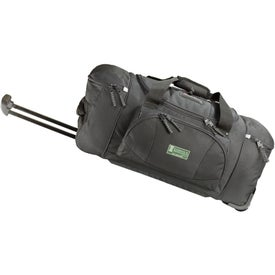 "High Sierra 26"" Wheeled Duffel for your School"