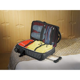 "High Sierra 21"" Carry Wheeled Duffel Giveaways"
