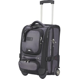 High Sierra Carry Wheeled Duffel