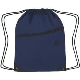 Promotional Hit Sports Pack with Front Zipper